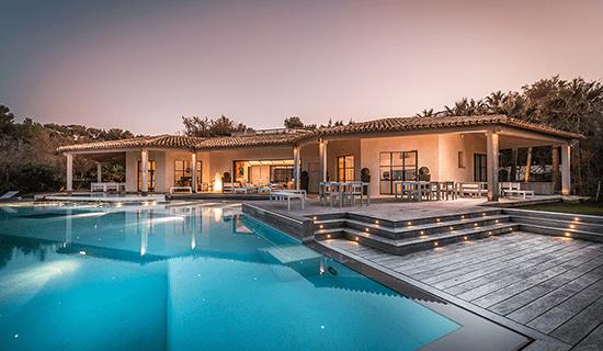 St Tropez Villas Luxury Vacation Rentals Saint Tropez