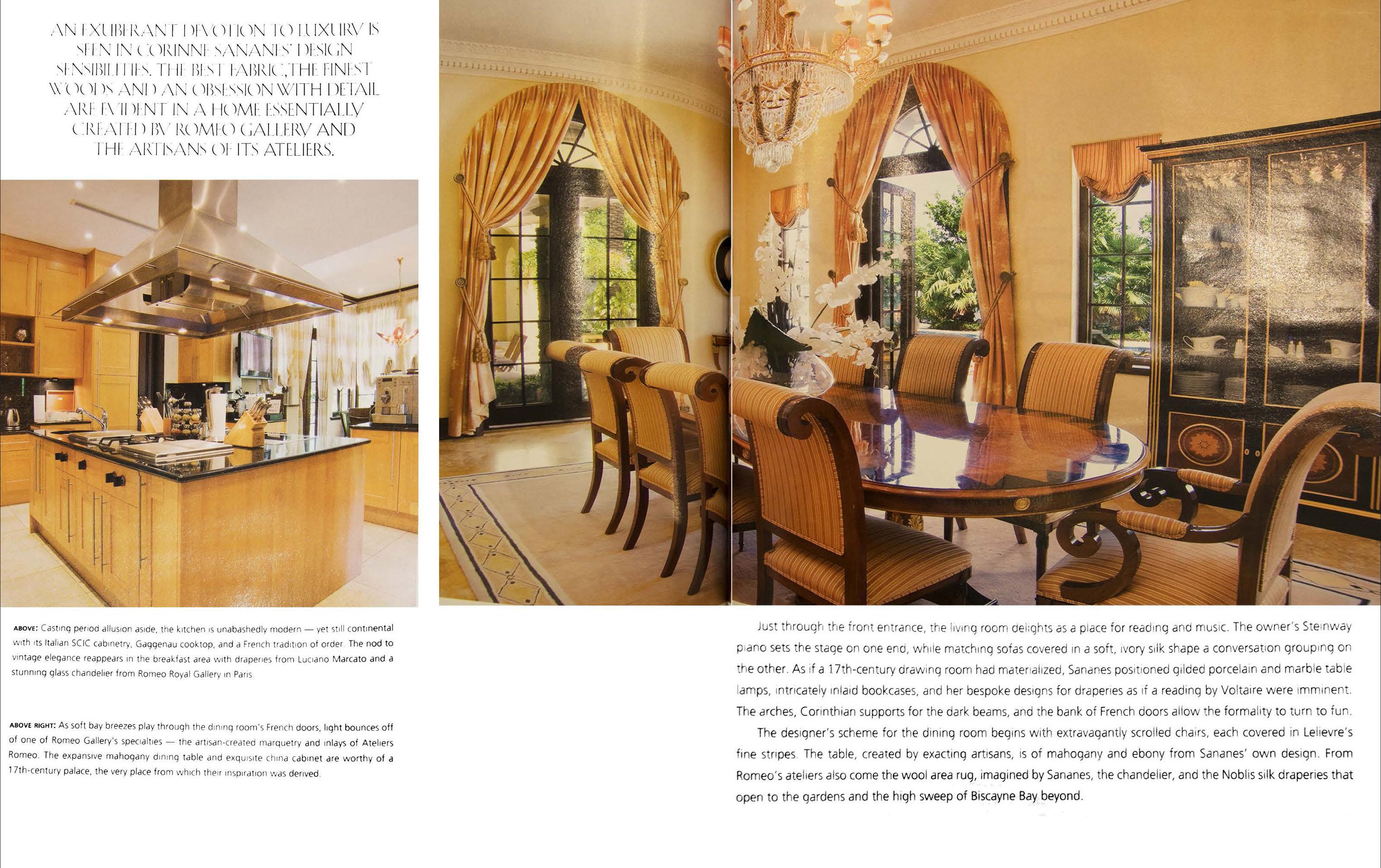 FLORIDA DESIGN\'S MIAMI HOME AND DÉCOR | Miami Design Villa
