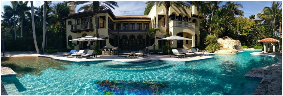 Miami Luxury Villa Rentals