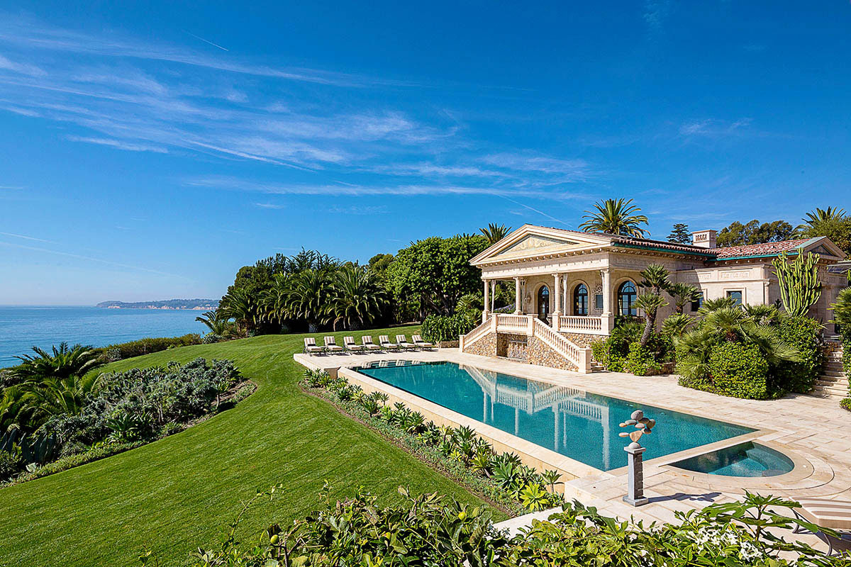 Lavish Mansion Global Rentals For This Summer S Getaways