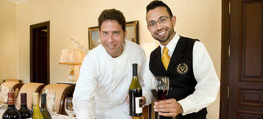Chef and Butler